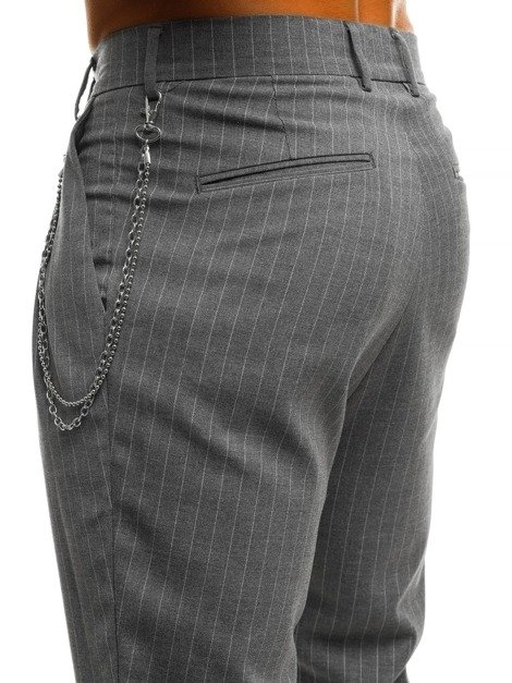 OZONEE B/2005 Men's Trousers - Grey