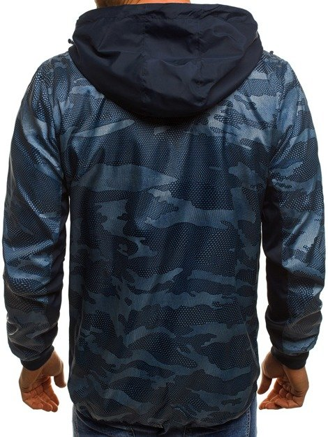 OZONEE RF/199 Men's Jacket - Navy blue