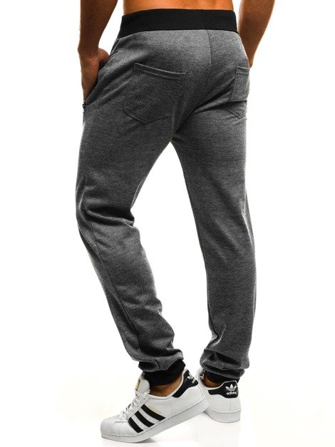 RED FIREBALL 2788 Men's Jogger Sweatpants - Dark grey