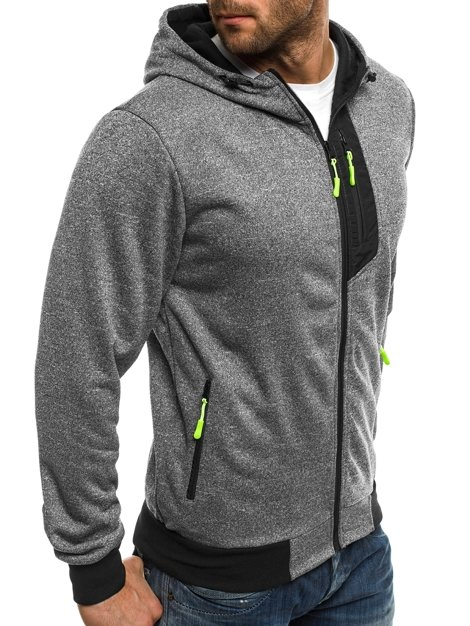 RED FIREBALL W1086 Men's Sweatshirt - Grey