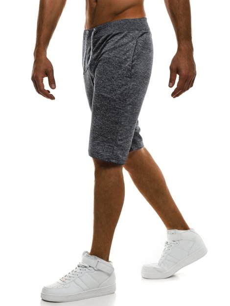 STREET STAR 7133 Men's Shorts - Dark grey