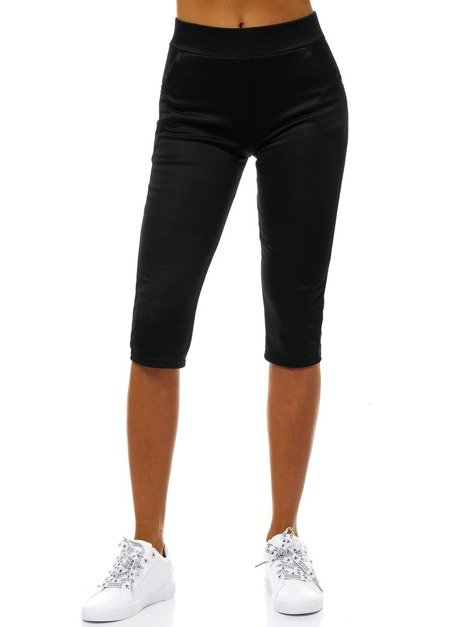 Women's Leggings - Black OZONEE JS/1027/C1
