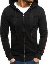 BREEZY 171497 Men's Sweatshirt - Black