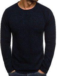 BREEZY 9022 Men's Jumper - Navy blue