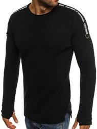 BREEZY 9040 Men's Jumper - Black