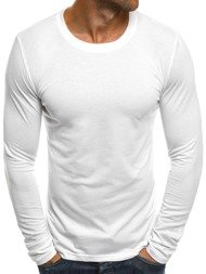 J.STYLE 2088 Men's Long Sleeve T-Shirt - White