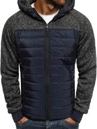 J.STYLE AK71 Men's Jacket - Navy blue