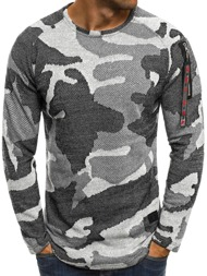MECHANICH 0938 Men's Jumper - Grey