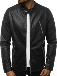 Men's Jacket - Black OZONEE JB/JP1107