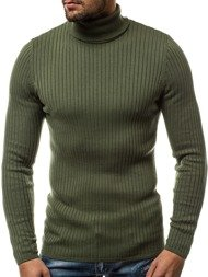Men's Jumper - Green OZONEE B/1094S