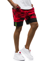 Men's Shorts - Red JS/KK300158