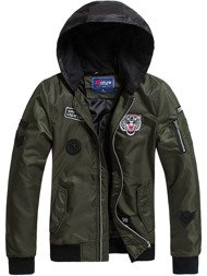 NATURE 4635 Men's Jacket - Green