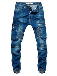 OTANTIK 524S Men's Pants - Blue