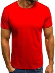 OZONEE 1957 Men's T-Shirt - Red