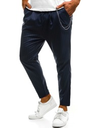 OZONEE B/2005 Men's Trousers - Navy blue