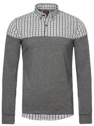 RAW LUCCI 534 Men's Shirt - Grey