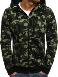 RED FIREBALL W1382 Men's Sweatshirt - Green